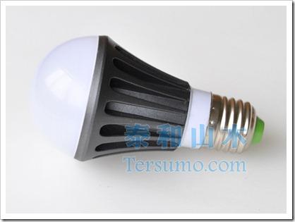 5W压铸铝LED球泡