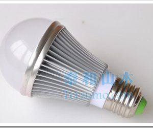 高大上-优质6W LED球泡