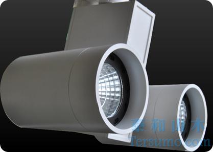 30W LED双头轨道灯(15W×2)